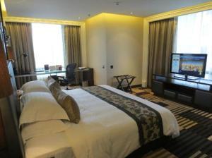 Landmark Bangkok suite room