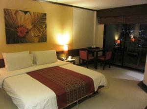 Mercure Hotel Pattaya bedrom
