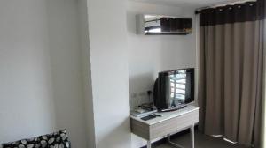 Mooks Residence tv corner