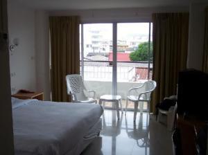 Nova Park Hotel bedroom