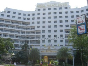 Royal Palace Hotel exterior