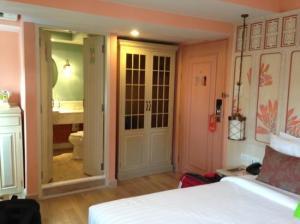 Salil Hotel Sukhumvit Soi 11 bedroom