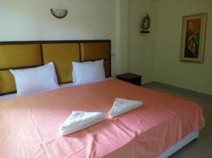 Samui Beach Resort bedroom