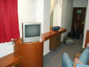 Suriwongse Hotel room view