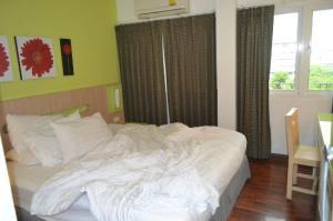 The Inn Saladaeng bed