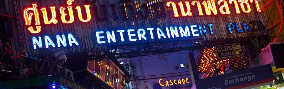 Bangkok Ladyboys bars