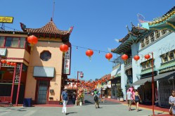 Chinatown - Cesar Chavez & N Broadway - Los Angeles, CA 90012 | Photo credit: Krista
