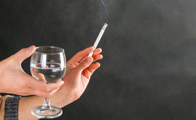 Avoid Smoking And Drinking