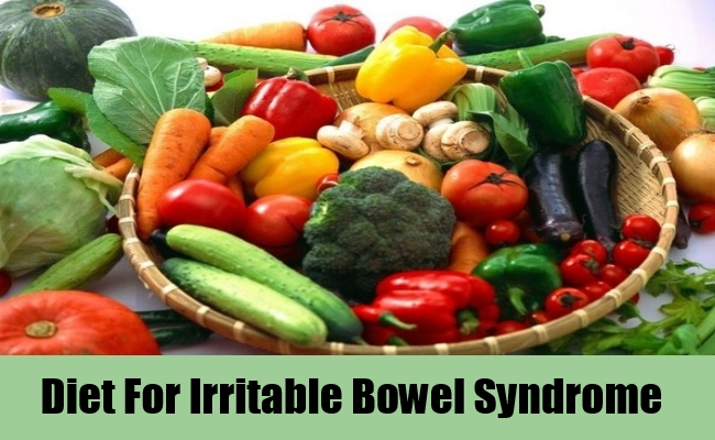 Diet For Irritable Bowel Syndrome