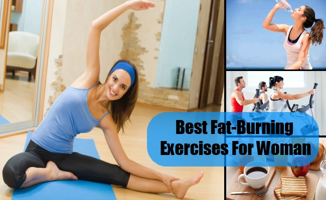 Fat-Burning Exercises For Woman