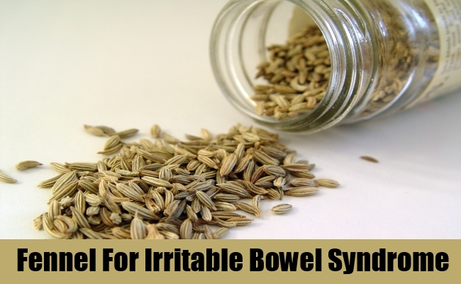 Fennel For Irritable Bowel Syndrome