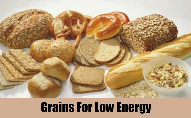 Grains For Low Energy