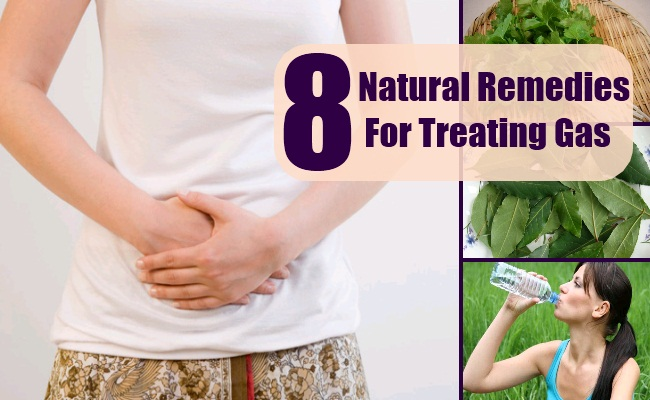 Remedies For Treating Gas