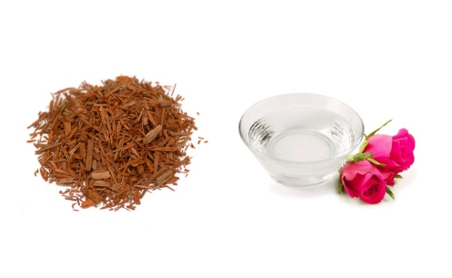 Sandalwood And Rosewater