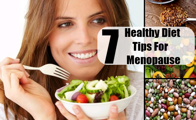 Diet Tips For Menopause