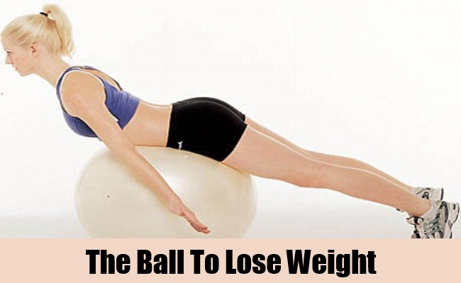 The Ball To Lose Weight