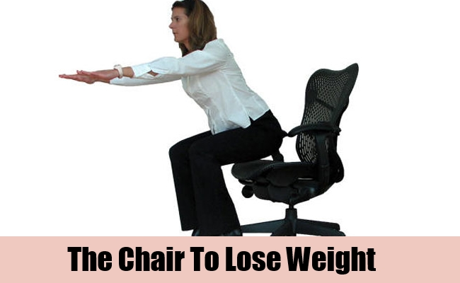 The Chair To Lose Weight