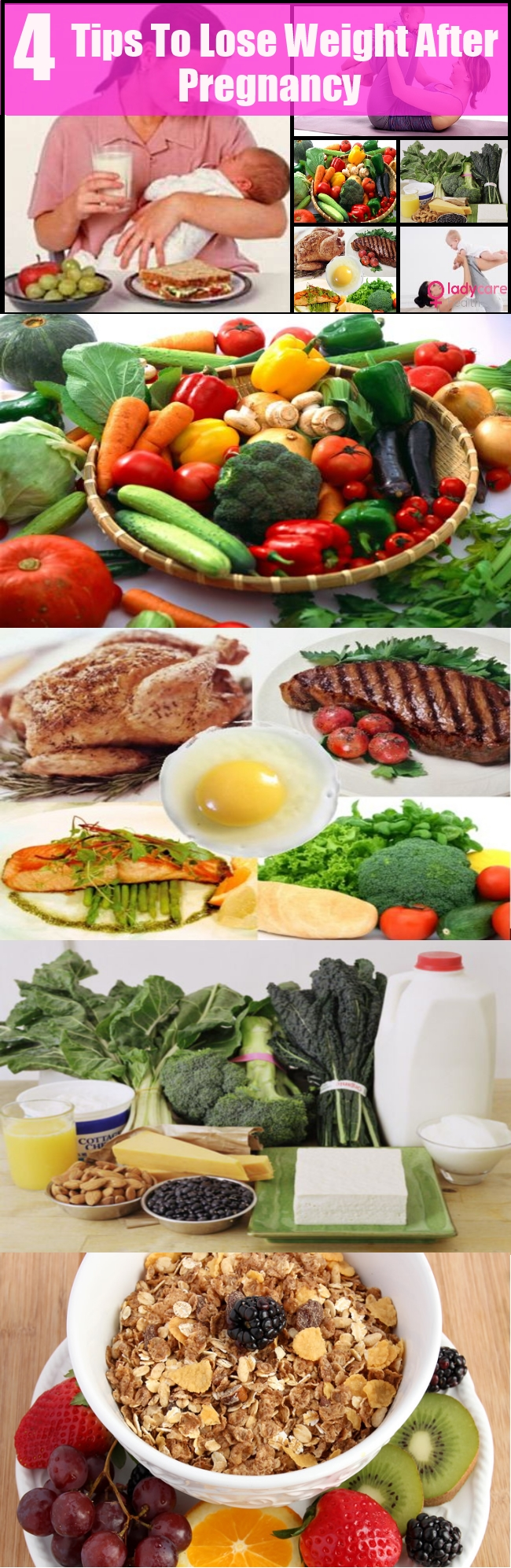 Diets To Lose Weight After Pregnancy