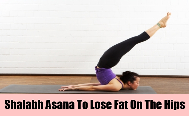 Shalabh Asana To Lose Fat On The Hips