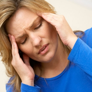 Symptoms of Stress in Women