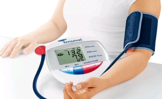 Monitoring Of Blood Pressure
