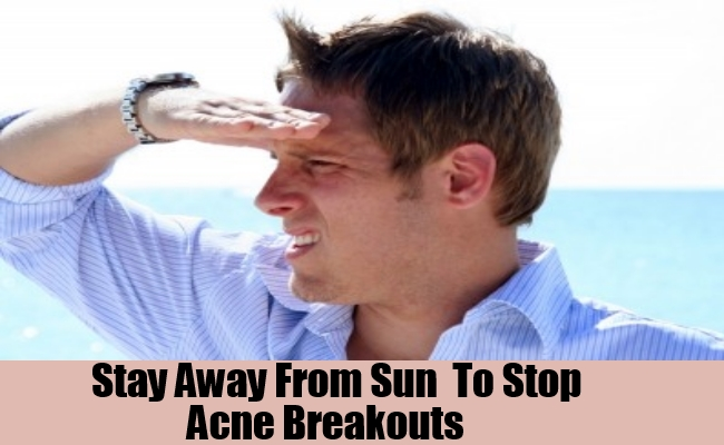 Stay Away From Sun