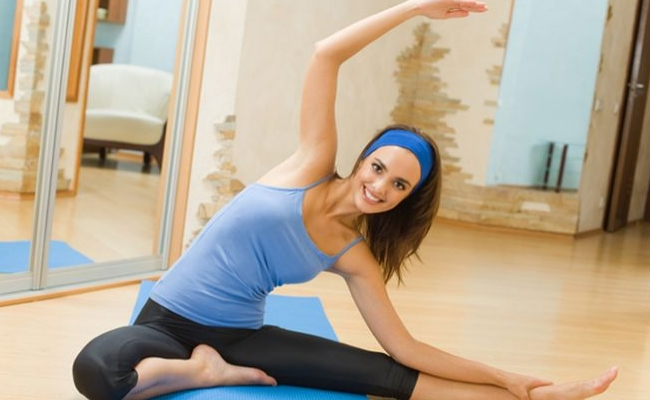 Take Up Physical Exercises