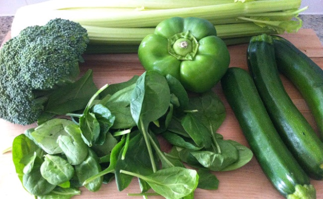 Eat Green Vegetables Like Spinach And Kale