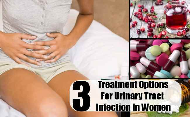 Urinary Tract Infection In Women
