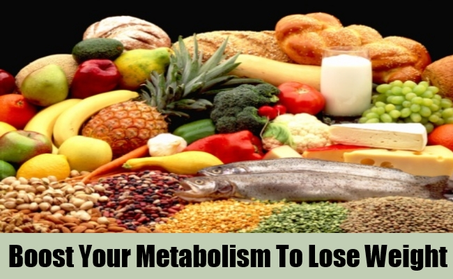 Boost Your Metabolism To Lose Weight