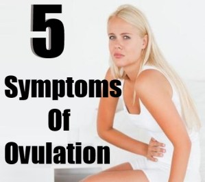 Symptoms Of Ovulation