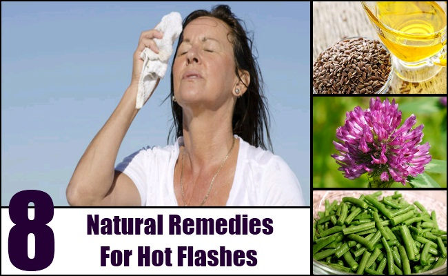 Natural Remedies For Hot Flashes