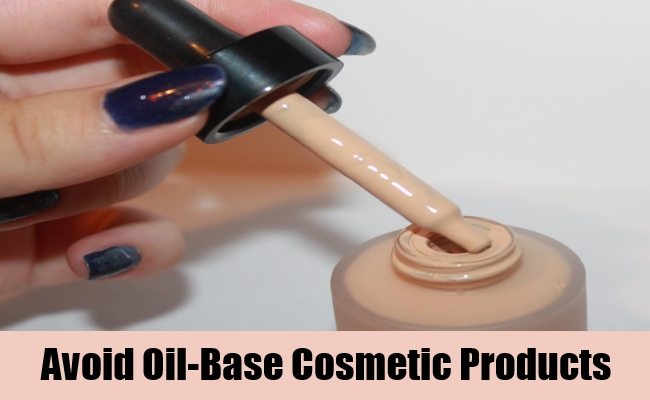 Oil-Base Cosmetic Products