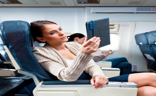 Travelling by Air is cause of acne