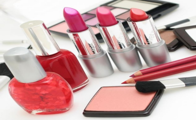 Using New Beauty Products or Cosmetics