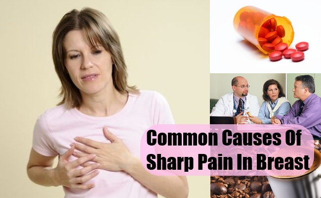 common causes of sharp pain in breast | lady care health, Skeleton