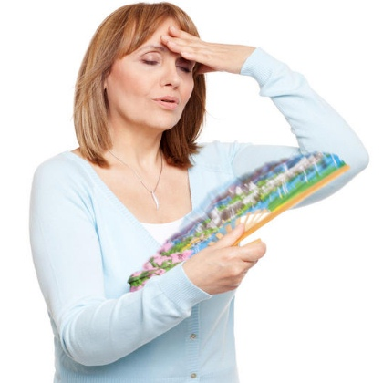 Menopause And Dealing With Hot Flashes