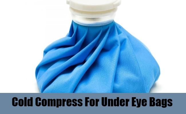 Cold Compress For Under Eye Bags