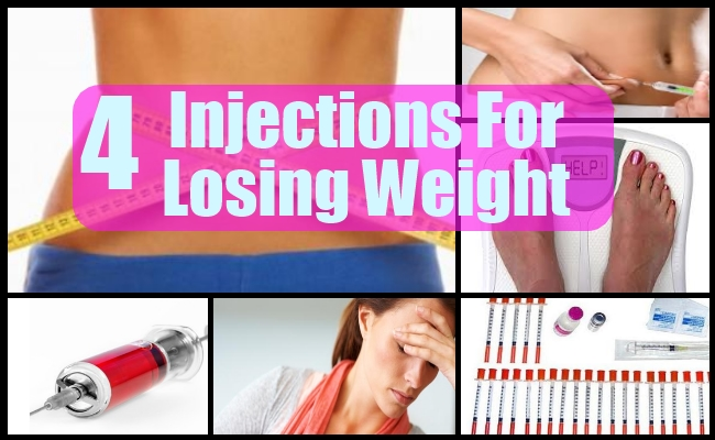 Injections For Losing Weight