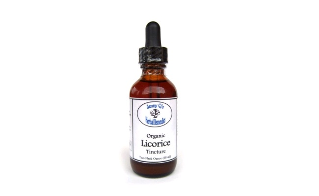 Tinctures Made From Licorice