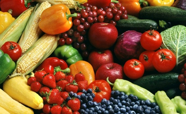 Increase Intake Of Vegetables And Fruits