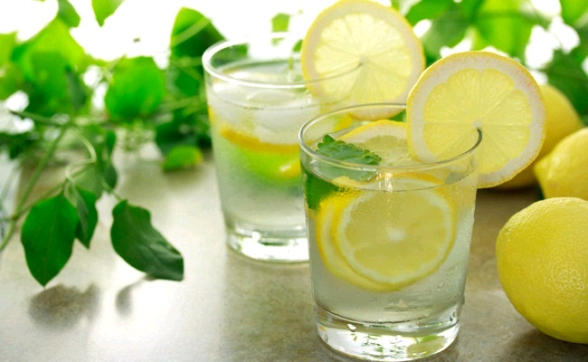 Lemon Juice Gives Relief In Phlegm