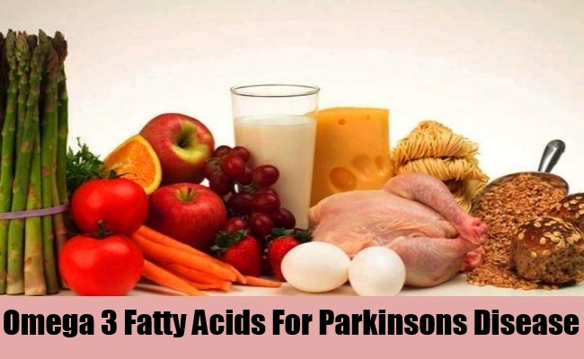 Omega 3 Fatty Acids For Parkinsons Disease