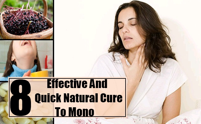 Natural Cure For Mono