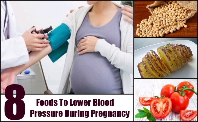 Foods To Lower Blood Pressure During Pregnancy