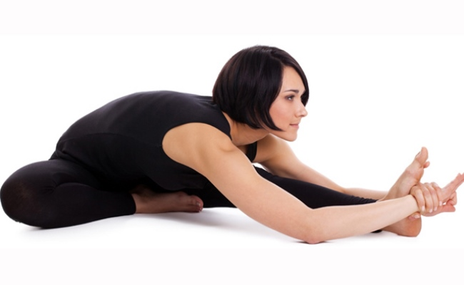 Janu Sirsasana A Head-To-Knee Forward Bend