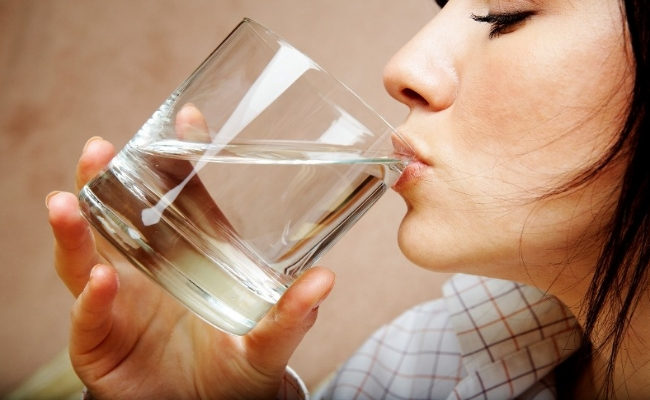 Drink Six To Eight Liters Of Water Daily