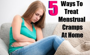5 Ways To Treat Menstrual Cramps At Home
