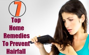Top 7 Home Remedies To Prevent Hairfall