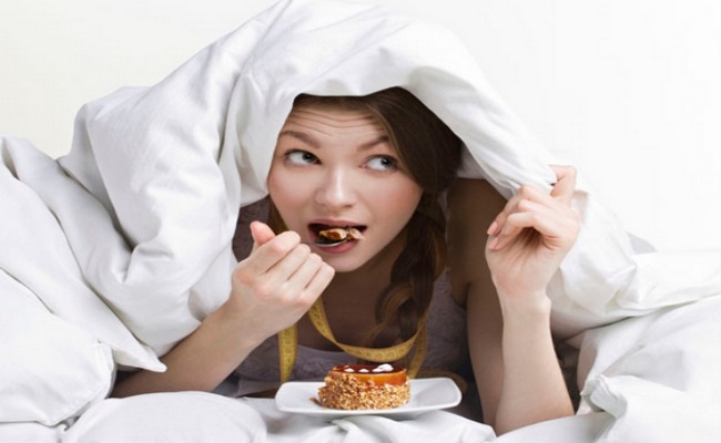 Avoid Lying Down After A Meal